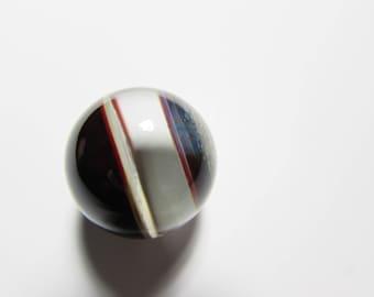 Art Glass Marble - Sagittarius A