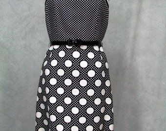 SALE Vintage 1960s Dress - Designer 2 Piece Spring Dress Shannon Rodgers for Jerry Silverman Size Small