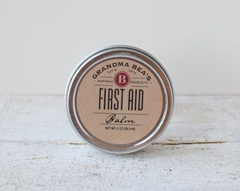 First Aid Balm