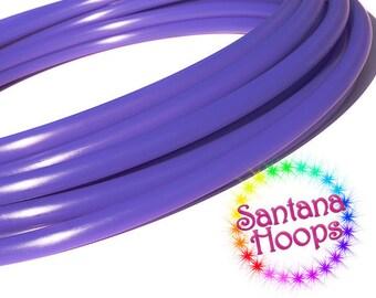 5/8 Mini Twins  UV Amethyst Polypro Hula Hoop Minis
