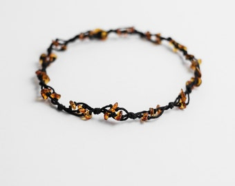 Amber necklace / Baltic amber necklace adult