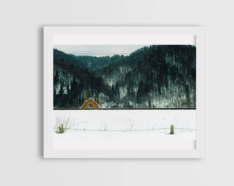 the carpathian mountains, snowy mountain photography, mountain photos, mountain photography, canvas photo prints, wall art decor, art photo