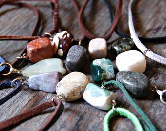 Gemstone Necklaces, Healing Crystals and Stones, Yoga Jewelry, Metaphysical Jewelry, Chakra Necklaces, Stone Necklaces, Gemstone Jewelry