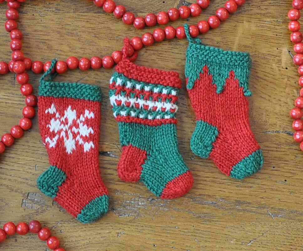 Nordic Snowflake, Mosaic Stitch & Pennant Hand-Knit ...