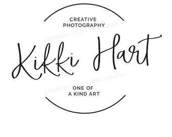 Photography Logo Design - Custom Pre-made logo / branding (LG19)