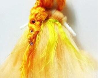 Golden hair Princess