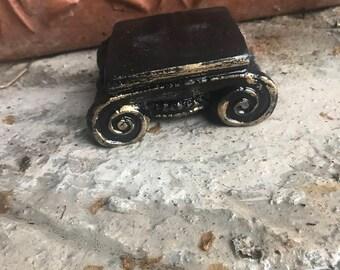 Miniature Chinese Pedestal Stand