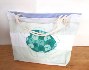 Unique beach bag | Etsy