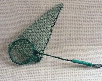 Dolls House Miniature Fishermans Net - Handmade