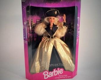 Vintage 1994 Barbie City Sophisticate, Still In Original Box