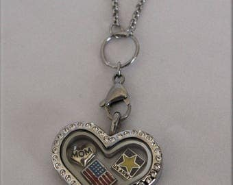 Army Mom Necklace