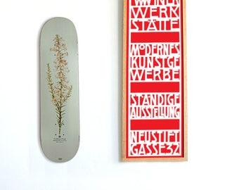 Vienna Secession Wiener Werkstätte Werkstatte Typography Poster Print Bauhaus → FREE GLOBAL SHIPPING