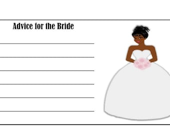 African american Bridal advice