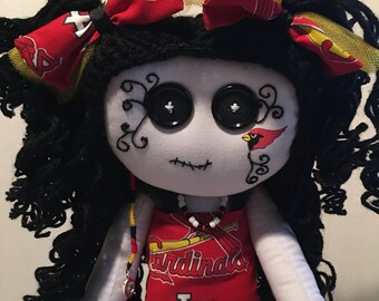 Elsinore-OOAK Mad Rag Doll-Gothic