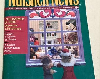 Nutshell News December 1994