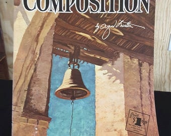 Walter Foster's #108 COLOR AND COMPOSITION by A.L. Vintage Art Instruction Book