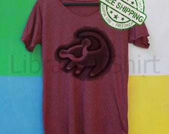 Simba Shirt TShirt T Shirt Tee Shirts – size S M L XL