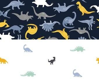 Dinosaurs - 2 Fabric Bundle