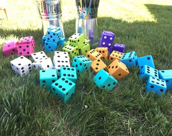 Yardzee* Lawn Dice* Yard Games* Outdoor Games* Lawn Games* Yard Yahtzee