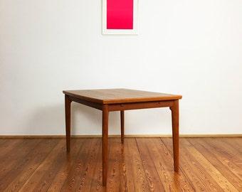 Dining table Glostrup teak Danish design mid century modern 50s 60s