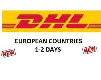 1-2 Days DHL EXPRESS to Europe