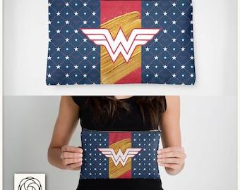 Tote Bag / Pouches - Wonder Woman