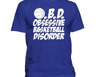 Funny Basketball T Shirt, Basketball Shirt, Basketball Tee, Sports, Game Day T-Shirt, Basketball Gift, Gift For Husband, Gift For Him 242