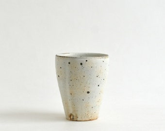 Kohiki Tall Cup,Made to Order in 2 Months; Takashi Sogo (15005502-T02)