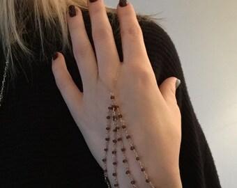 4 Strand Hand Chain