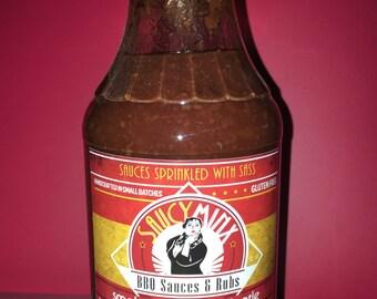 Smoked Cherry Chipotle BBQ Sauce
