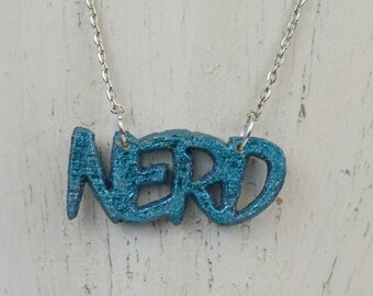 Nerdy by Nature Necklace
