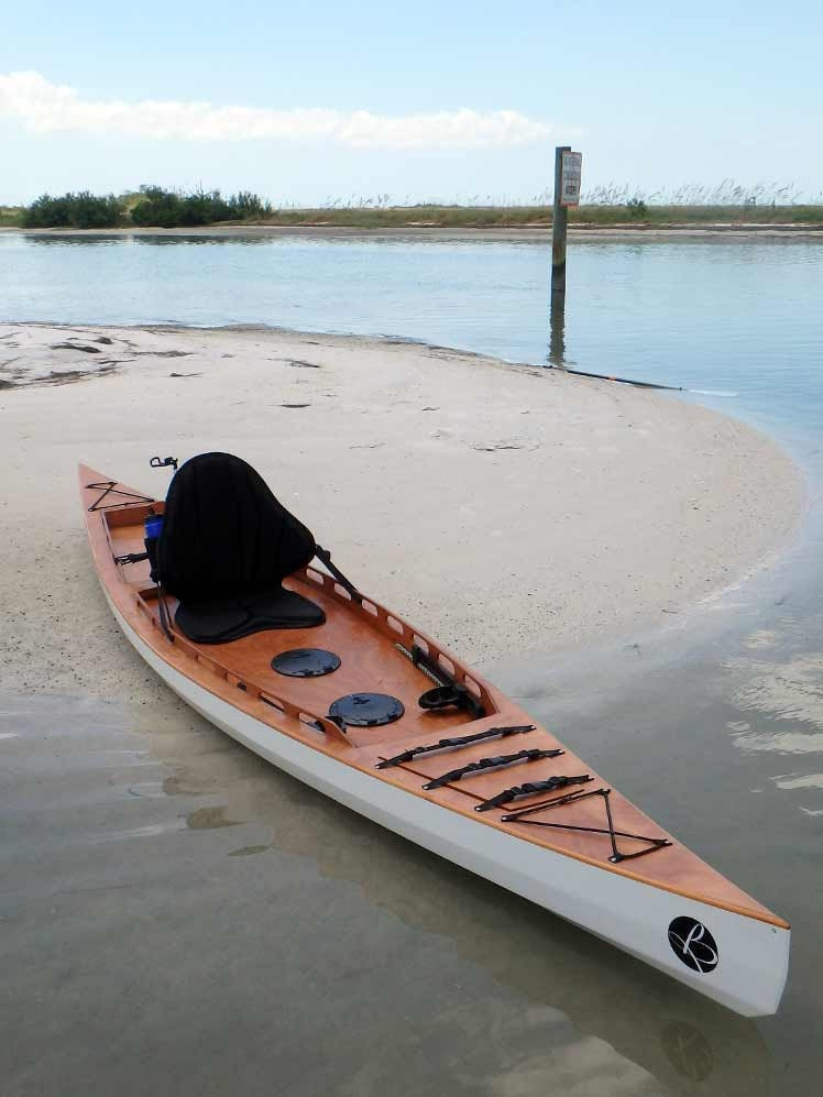 F1430 Sit On Top Kayak Full Size Templates, Set of Plans and Assembly Manual from ...