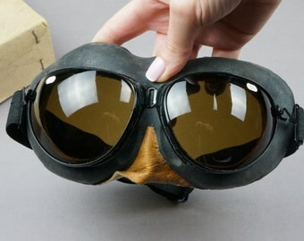 goggles pilot, motorcycle goggles, Aviator glasses, aviation glasses, moto accessories, goggles, glasses, leather glasses
