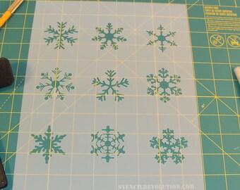"Shop ""snowflake stencil"" in General Supplies"