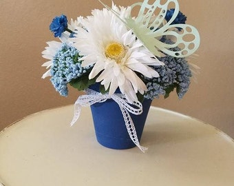 Butterfly Flower Arrangement