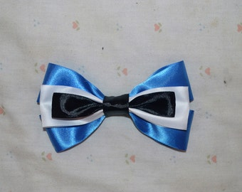 Alice In Wonderland Hair Bow