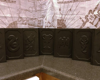 Custom Leather Bound Harry Potter Books
