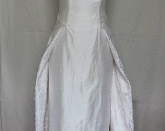 White Era Dress