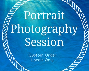 Portrait Photography Session / Locals Only
