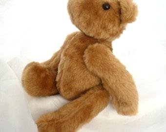 River the Brown Teddy Bear