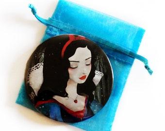 Snow White - Pocket Mirror