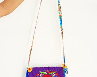 Maritza Messenger Crossbody Bag