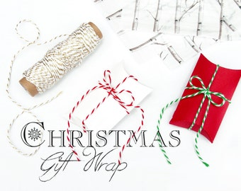 Add-on: Christmas Gift Wrapping