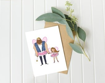 dad birthday card, father daughter card, daddy birthday card, fathers day gift ideas, from daughter card, fathers day card