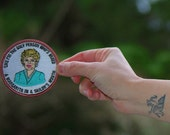 Blanche Devereaux Patch Free shipping (USA) Embroidered Patch heat seal iron on patches golden girls ® gift diversity gay boyfriend lgbt pin