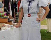 Vintage Ready-Made 1930s Reproduction Dress