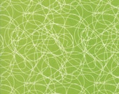 Mixed Bag 2017 Tangles fabric in Grass Green by Studio M for Moda Fabric-yardage or fat quarters #33204-26