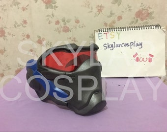 OVERWATCH OW Soldier 76 cosplay mask