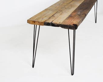 Schreibtisch Industrial reclaimed table home design ideas and pictures