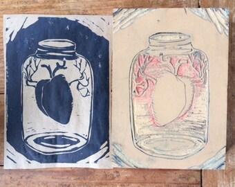 Heart in a Jar